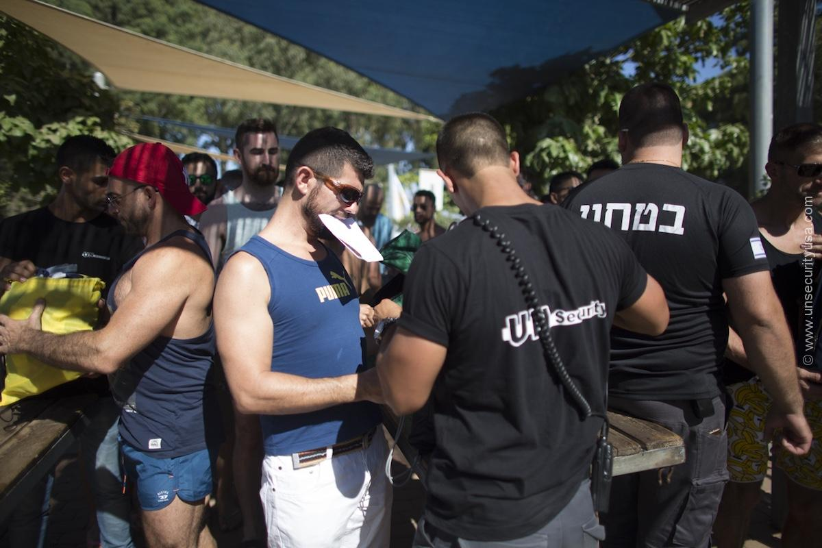 Gay Festival in Israel (Day-Night)