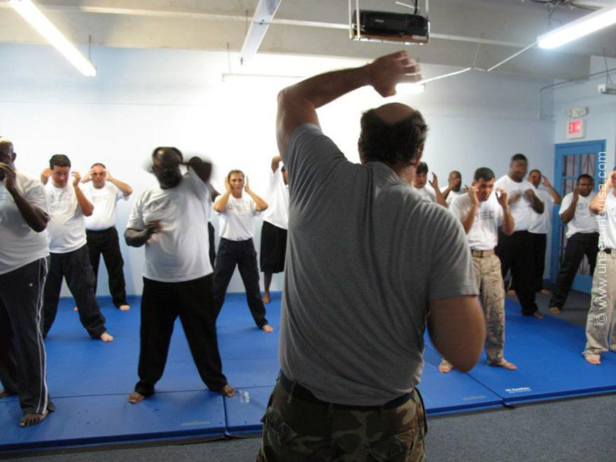 Unmillennium Security Trainings self-defense