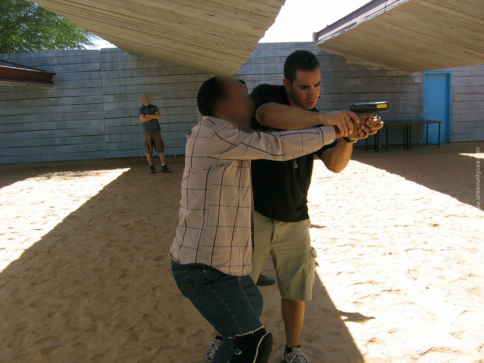 Unmillennium Security Training shooting range